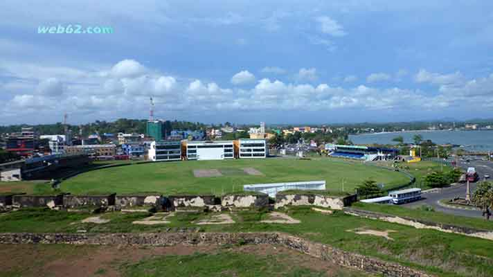 Galle International Cricket Stadium, Sri Lanka