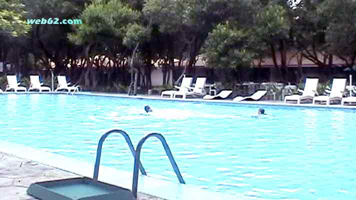Swimming Pool @ Nilaveli Beach Hotel