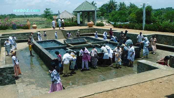 photo Matara Hot Springs in Sri Lanka