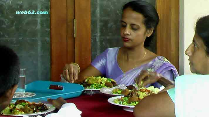 table manners Sri Lanka